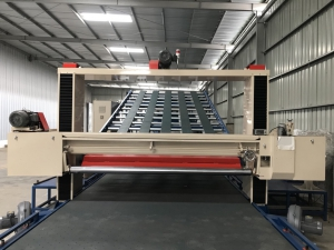 Long Sheet Cutter(Conveyor type)